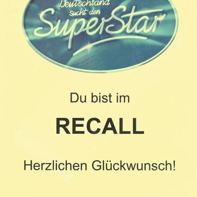 DSDS oder The Voice?
