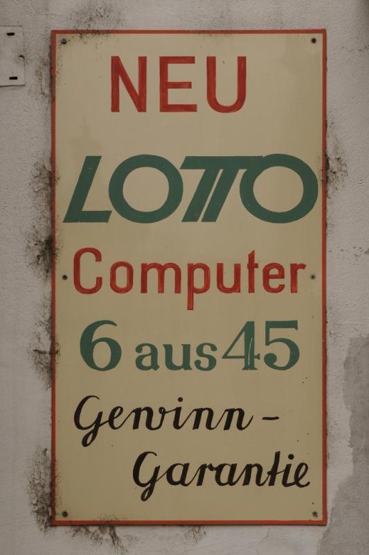 Habt Ihr Schon Mal Im Lotto Gewonnen