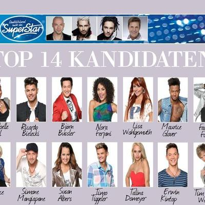 Bester Kandidat(in) bei Dsds 2013 ???