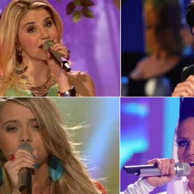 Beste(r) Kandidat(in) bei Dsds ever ever ever !!! Final Top 12 ( Gruppe 1 )