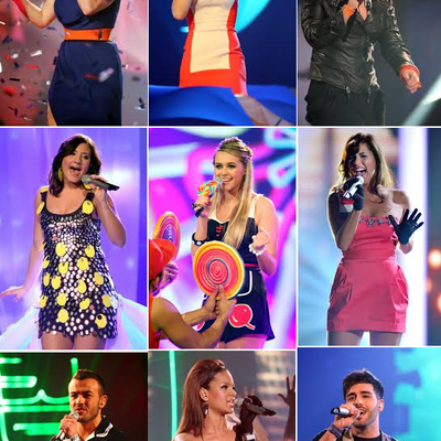 Beste(r) Kandidat(in) bei Dsds ever ever ever !!! Final - Top 09