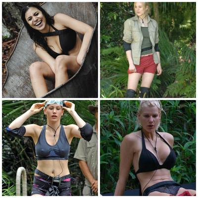 Hottest Dschungelcamp-Girl? (Top 4 - Finale)