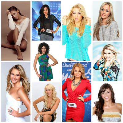 Hottest DSDS-Girl?