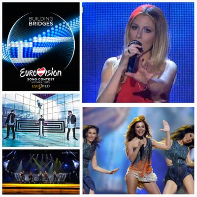 Eurovision Song Contest 2015 //