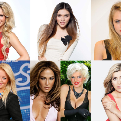 Sexiest Woman 2015 - Runde 1, Gruppe 14