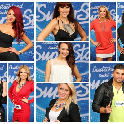 DSDS 2015 - Dein Favorit // Top 9