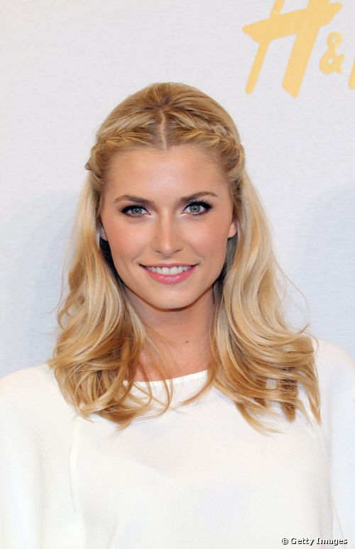 Lena Gercke Als The Voice Of Germany Moderatorin