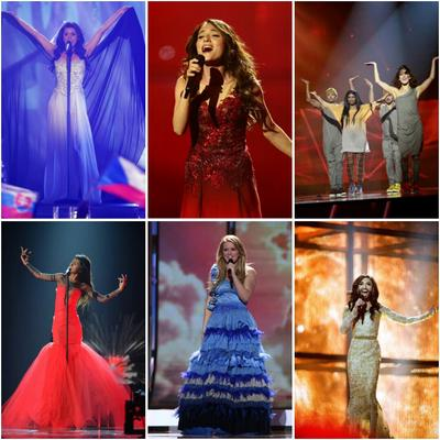 Beste/r Eurovision Song Contest Kandidat/in - Runde 1 // Gruppe 11