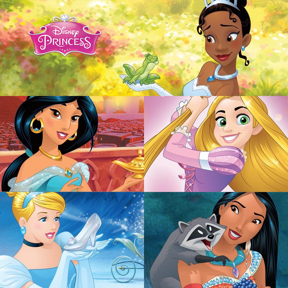 Welche Disney Prinzessinnen Gibt Es