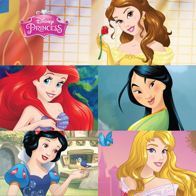 Hottest Disney Prinzessin - Gruppe A