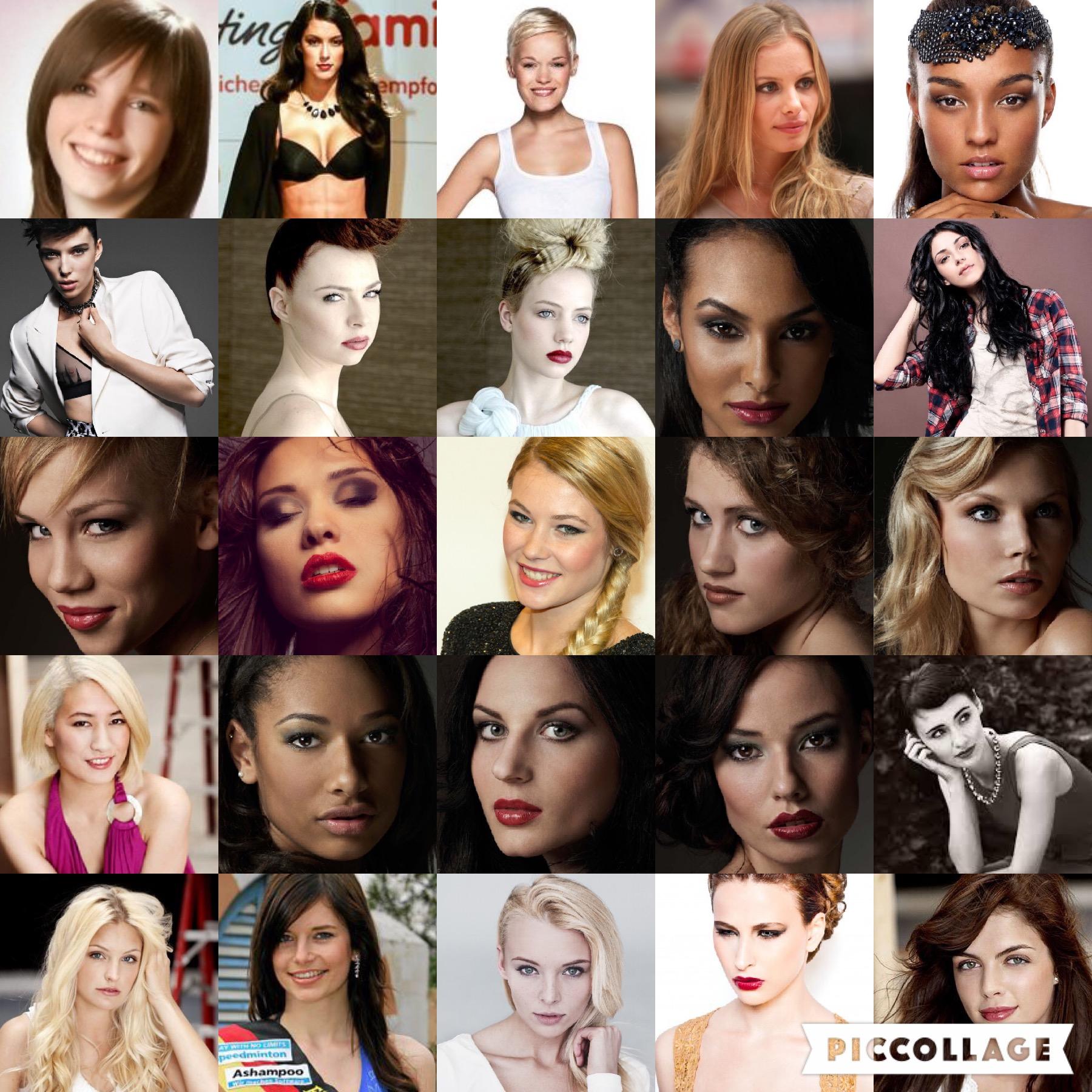 Germanys Next Topmodel Staffel 1 Folge 1