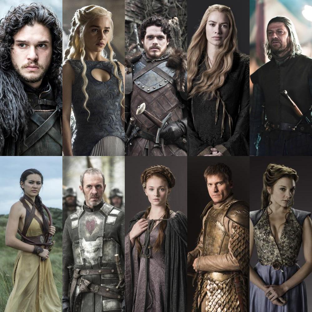 Games Of Thrones Charakter