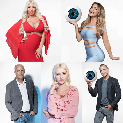 Top 5 - Promi Big Brother Kandidat 2016