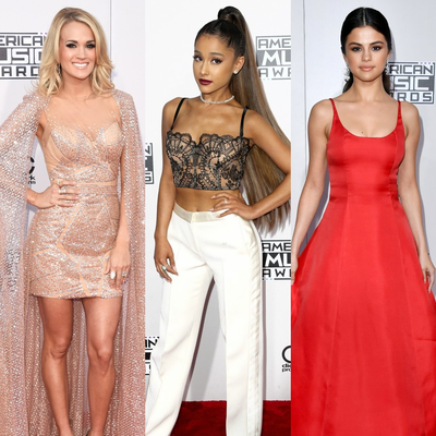 AMAs Sexiest Woman 2016