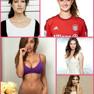 Sexiest Woman 2017 // Runde 2 & Gruppe 9