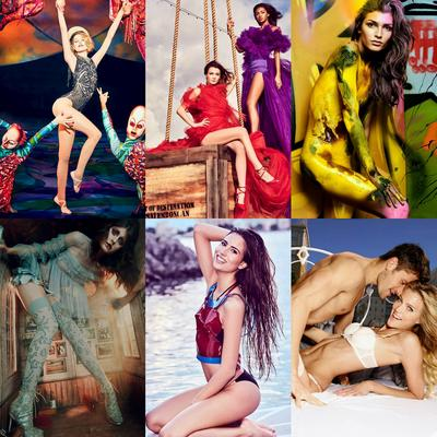 GNTM 2017 - Bestes Shootingbild? -Top 6-