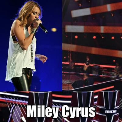 Opinionstar's The Voice of Germany 2018 // Blind Auditions - Miley Cyrus