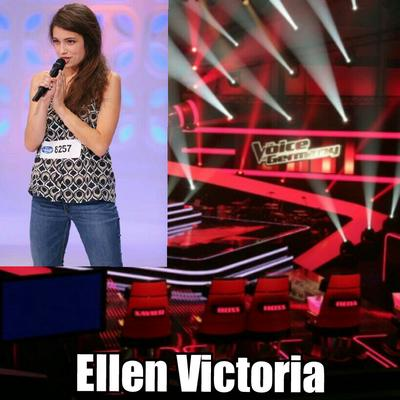 Opinionstar's The Voice of Germany 2018 // Blind Auditions - Ellen Victoria // LETZTE BLIND AUDITION