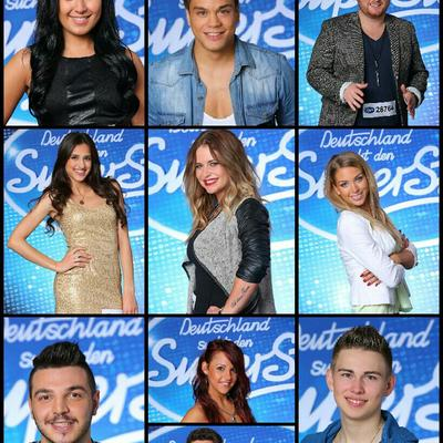 DSDS 2014: Top 10